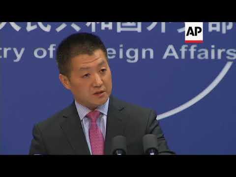 MOFA on Suu Kyi speech, Korean tension, Lighthizer criticism
