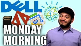 Dell Goes Public, Apple Maps Rebuilt, 128TB SD Cards, AI wins at DOTA - #SGGQA Monday Tech Chat