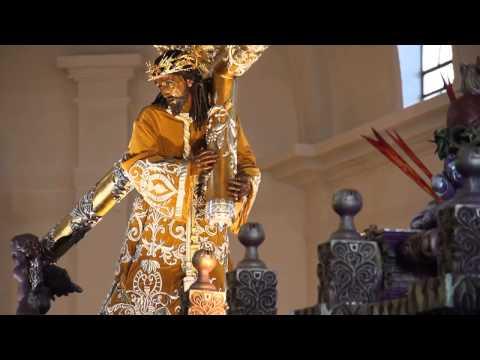 Salida Procesión Jesús Nazareno de Los Milagros 2015