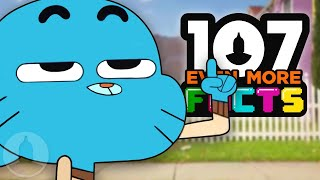 107 Even More Amazing World Of Gumball Facts You Should Know! | Channel Frederator