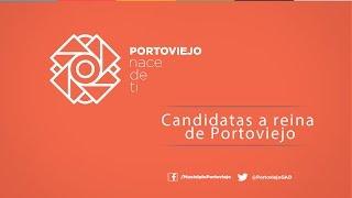 Spot 1 candidatas Reina de Portoviejo