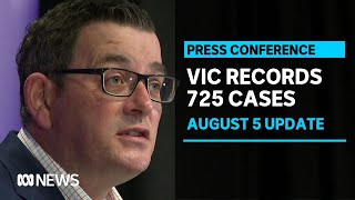 Victoria marks deadliest day yet with 15 more deaths and 725 new coronavirus cases | ABC News