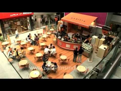 Barista coffee shops in India