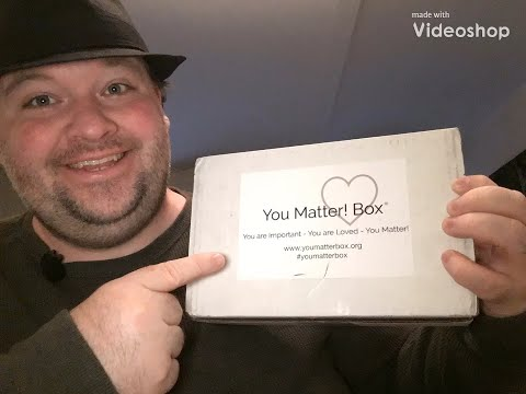 Unboxing The You Matter Box