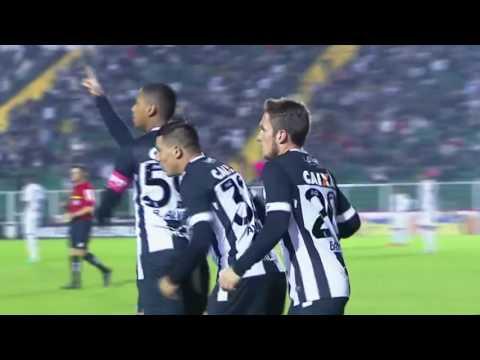 Figueirense 1 x 1 Atlético MG Melhores Momentos   Brasileirão 03 07 2016