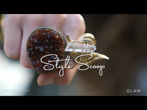Boho Baubles at Melrose Trading Post | Style Scoop