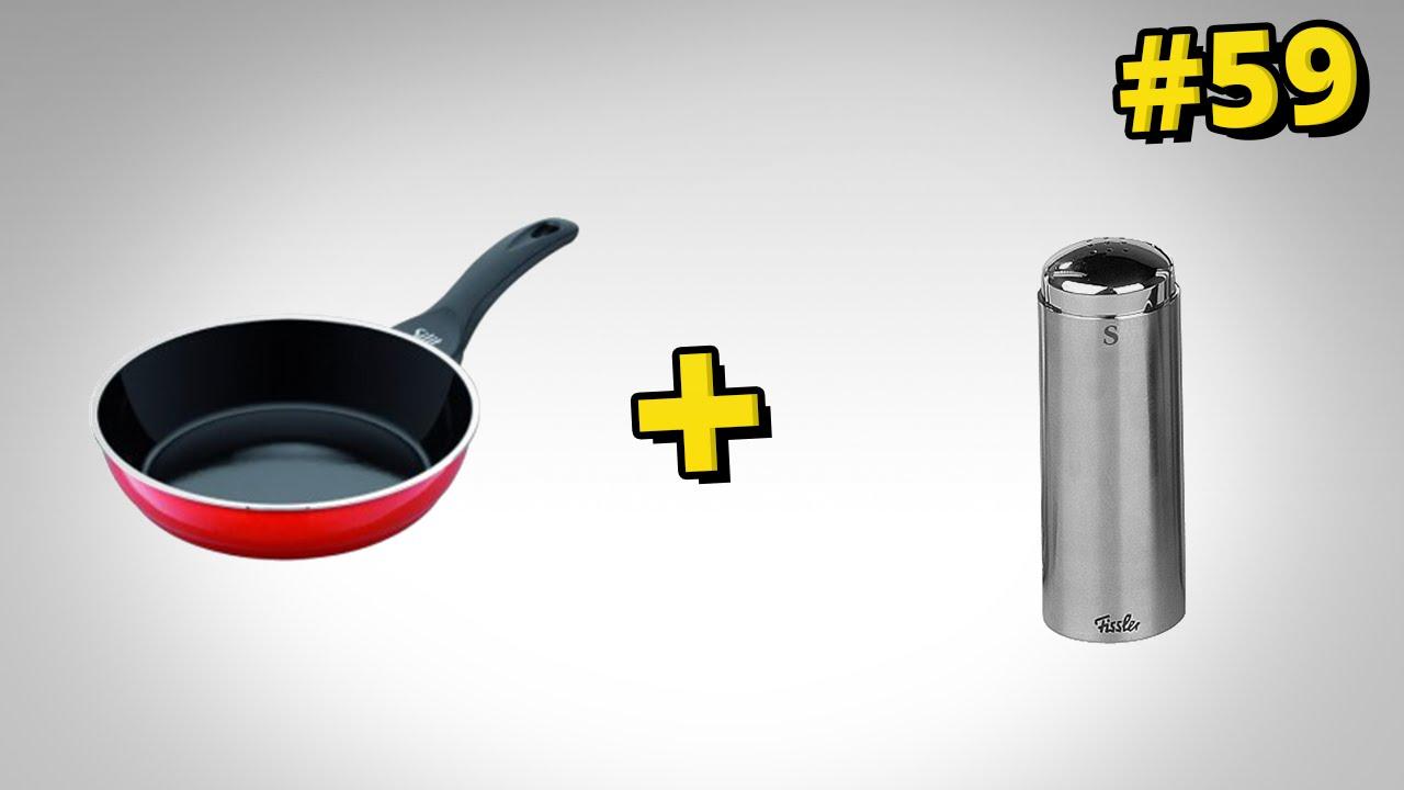 Jak smażyć na oleju - smażenie bez pryskania