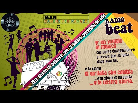 Radio Beat - 6-5-2018 - Teatro Mongiovino - SP8
