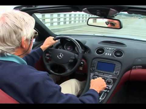 2008 Mercedes-Benz SL550 Test Drive