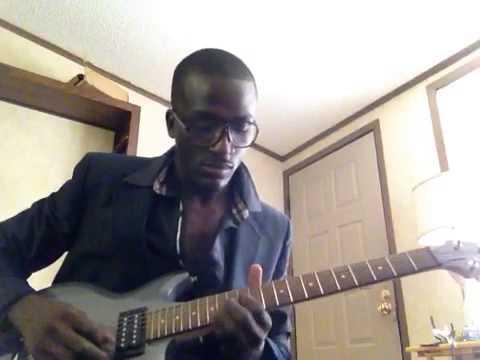 Zenglen yon ti bo  guitar cover