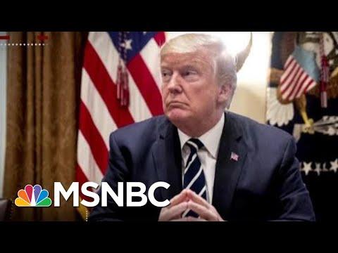 'Show Us Your Bone Spurs': McCain Colleague Rebukes The President's Attacks | Deadline | MSNBC