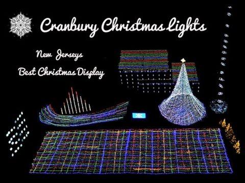 Light of Christmas Owl City  Cranbury Christmas Lights