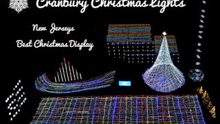 Light of Christmas Owl City  Cranbury Christmas Lights