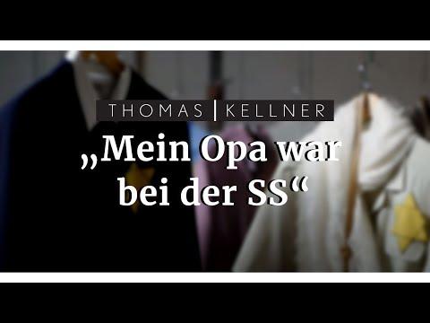 Thomas Kellner installation 2015: Mein Opa war bei der SS