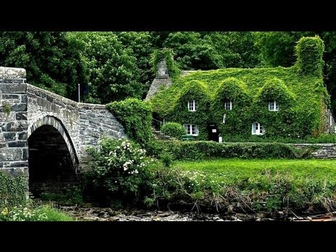 Modern Fairytale Cottages in England