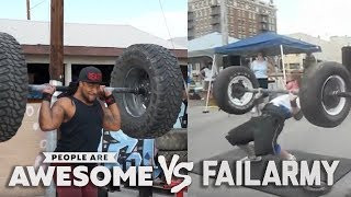 People Are Awesome vs. FailArmy - (Episode 10)