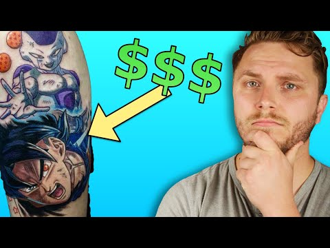How Much Will My Tattoo Cost? | Tattoo Pricing Guide
