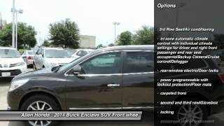 2014 Buick Enclave College Station,  77840 TX U211117