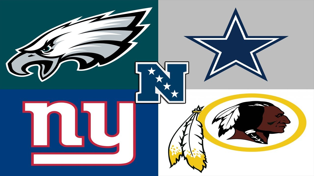 3 Way Tie Nfc East Predictions 2017 Nfl Season Youtube