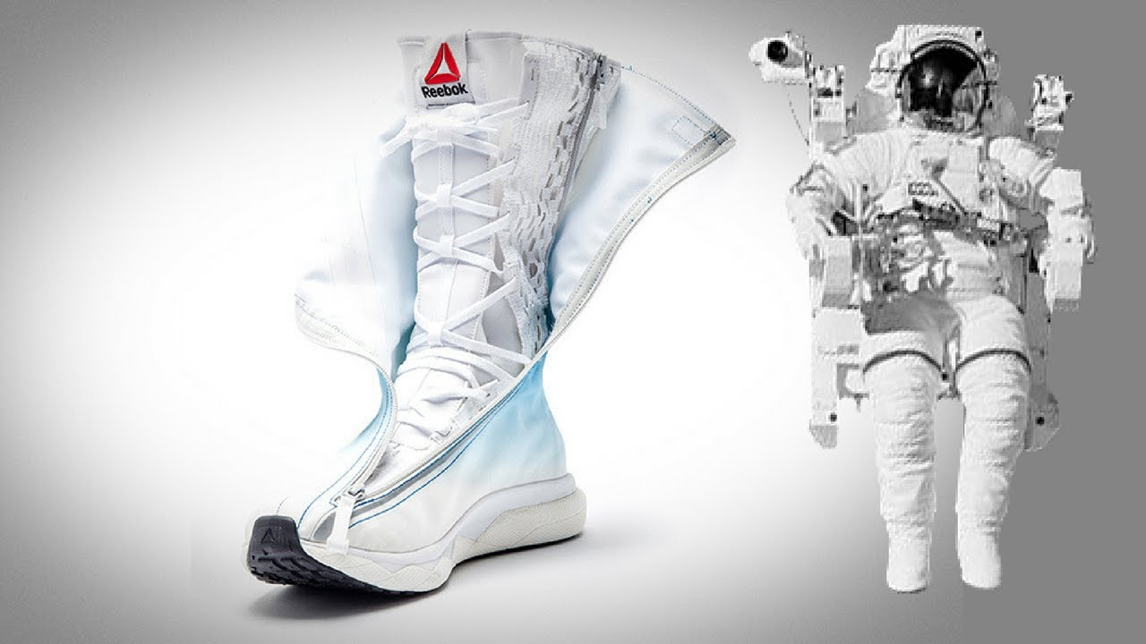The Reebok space boots - YouTube 75a0bcd58