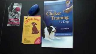 Getting Started: Clicker Training For Dogs Kit Review