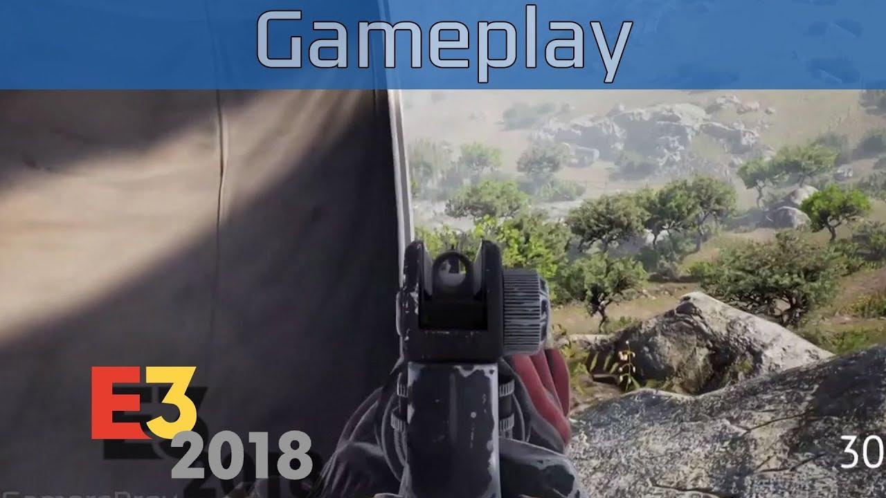 Vigor - E3 2018 Gameplay [HD]