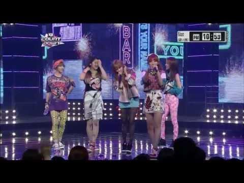130516 4Minute Winner & Encore
