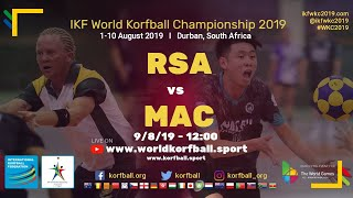 IKF WKC 2019 RSA-MAC