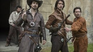 "The Musketeers After Show Season 1 Episode 3 ""Commodities"" 