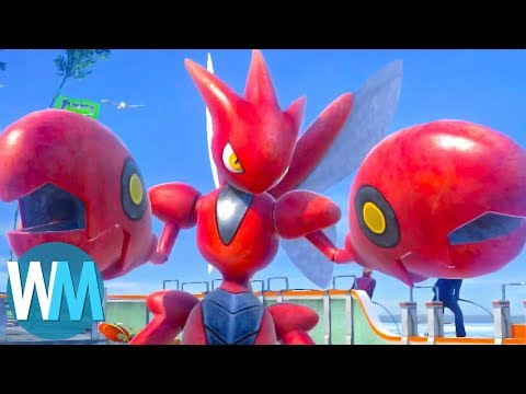 Top 5 Reasons Why You Should Try Pokkén Tournament DX