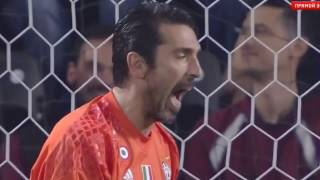Ювентус Милан 1-1 (3-4) по пен.  Суперкубок 23.12.2016