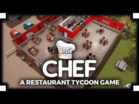 Chef: A Restaurant Tycoon Game - (Restaurant Builder & Manager)  #Sponsored