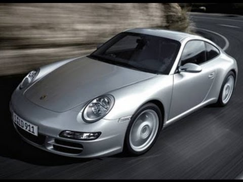 911 Porsche 997 Review By Fifth Gear - The 911 Evolution