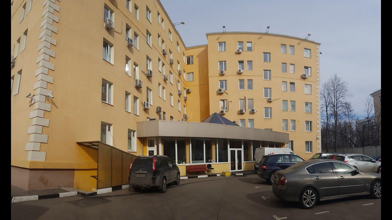помещение для фирмы Гончарный 1-й переулок