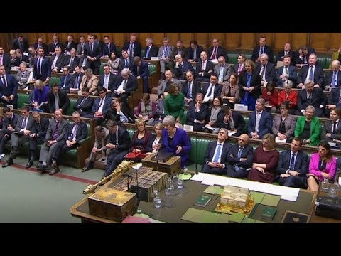 Theresa May updates MPs on latest Brexit negotiations | ITV News