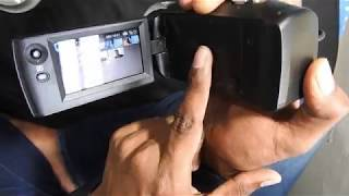 Sony HDR-CX405 Camcorder Camera Full Review with Mic and Video Test
