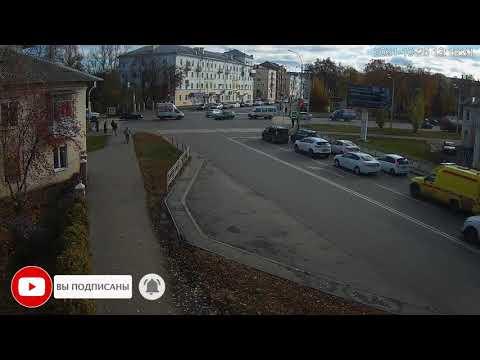 ДТП / Тамбов К.Маркса - Пролетарская 25.10.21