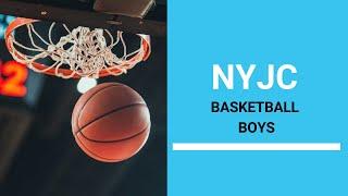 NYJC Basketball Boys