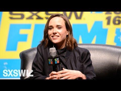 Ellen Page & Ian Daniel Keynote | SXSW Film 2016