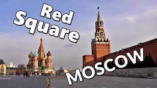 Red Square, Moscow - points of interest and tourist attractions