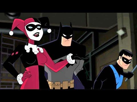 Бэтмен и харли квинн мультфильм