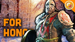 WITNESS THE WARLORD! - For Honor Gameplay
