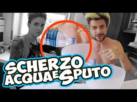 Download SCHERZO /TUTORIAL - ACQUA HOME MADE CON SALIVA