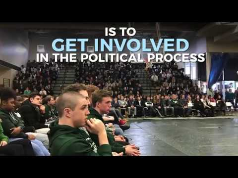 Get Involved In The Political Process | Bernie Sanders