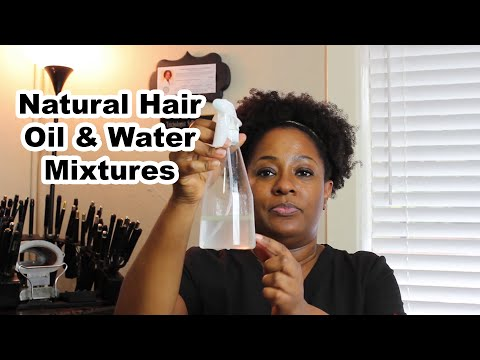 Do it yourself moisturizer for natural hair