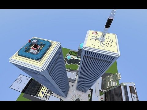 World Trade Center!!! | Minecraft Tutorial Pt.6