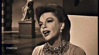 JUDY GARLAND sings the THEME FROM MONDO CANE (More)