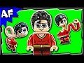 Lego Justice League PLASTIC MAN Minifigure Review 5004081