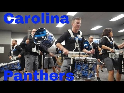 Touring The Panthers' Stadium, and Playing With Purrcussion + Mannequin Challenge!