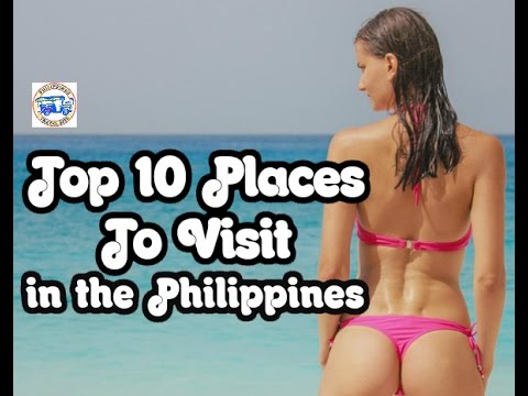 TOP 10 BEST PLACES TO VISIT IN THE PHILIPPINES|FULL HD
